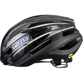 Giro Synthe MIPS Kask rowerowy, matte black floral